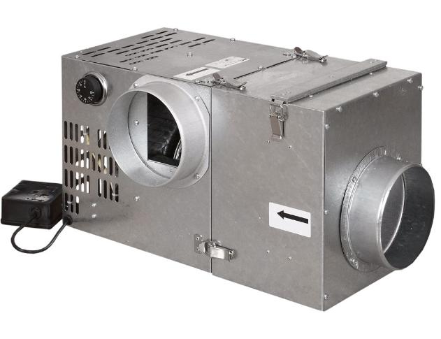 Турбіна для каміна PARKANEX 520 м3/год. з фільтром