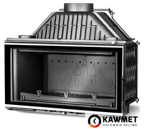 Чугунная топка Kaw-Met W16 (14.7 kW)