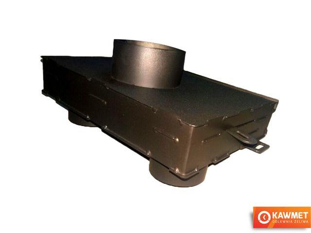 Доліт (адаптер) сталевий для подачі повітря зовні KAWMET до моделей W17 16,1 kW / 12,3 kW Eco