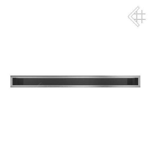 Решётка вентиляционная LUFT SF90x1000 mm - шлифованая
