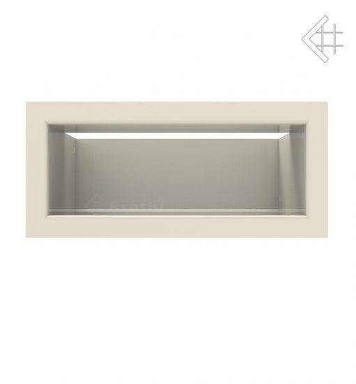 Решётка вентиляционная LUFT 90x200 mm - кремовая
